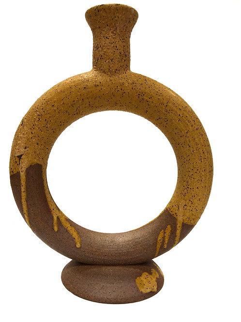 Circle vase