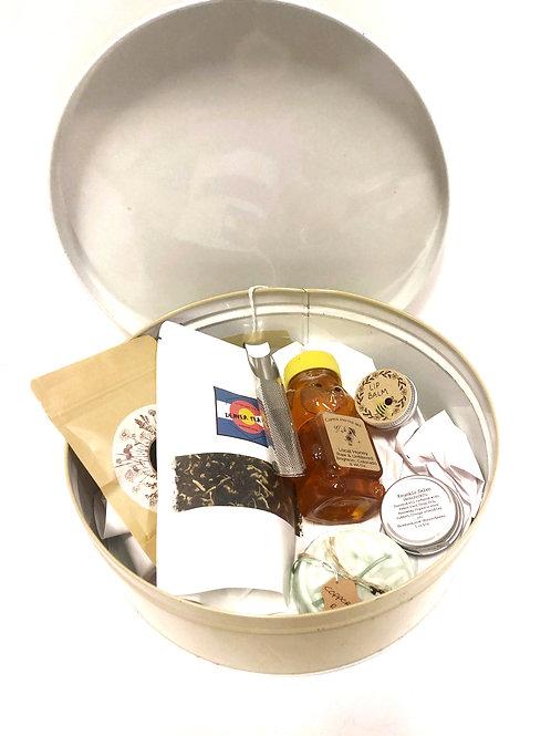 Vintage Tin of Goodies