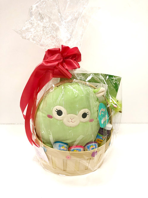 Squishmallows Easter Basket