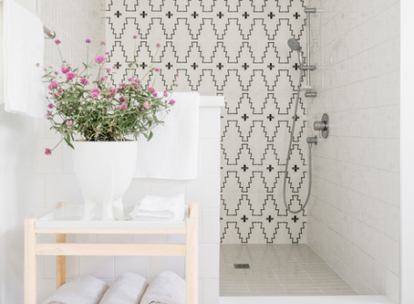 Shower Tile Refresh