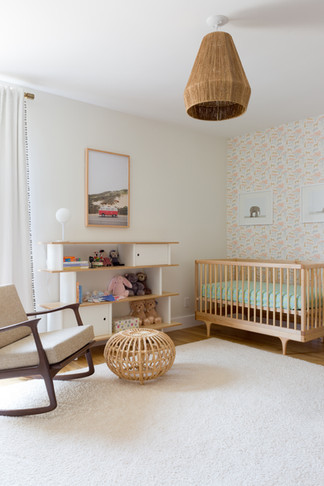 Los Feliz Twins nursery