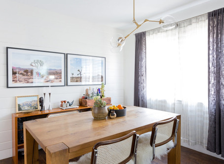 A Mini Dining Room Refresh