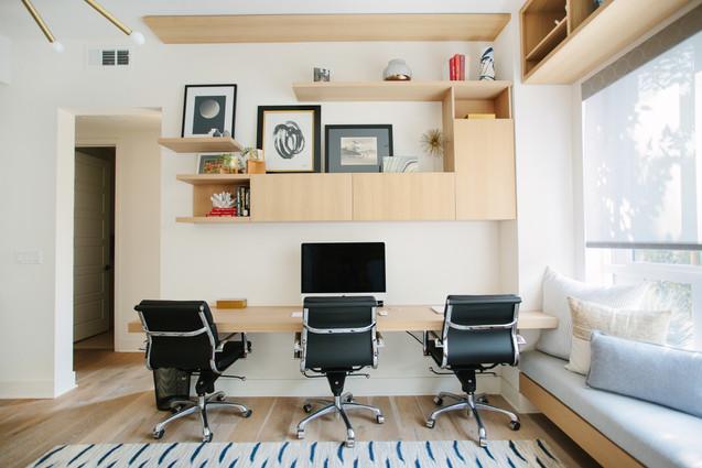 Playa Vista Home Office