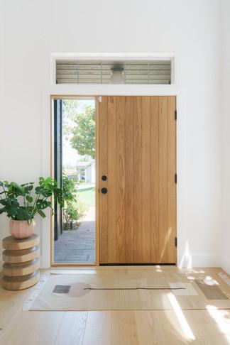 ladera custom front door