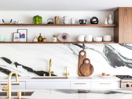 Dishware for Open Shelving
