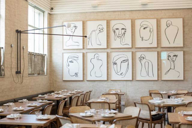 Paddington Inn restaurant interior
