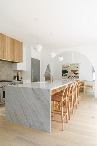 Ladera Heights kitchen