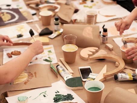 Printmaking Workshop with NikNik Studio