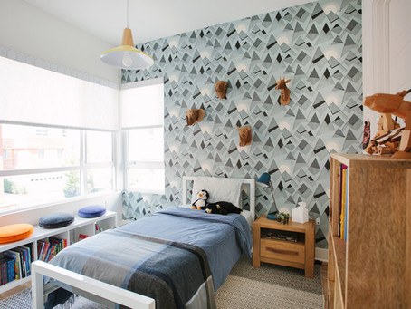 A Little Tyke's Bedroom Design