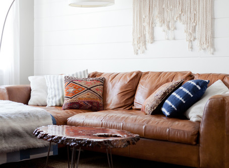 Home Update: The Shiplap Wall