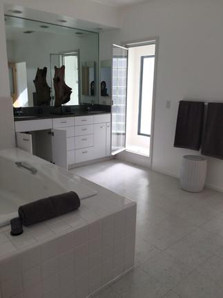 Master Bathroom BEFORE