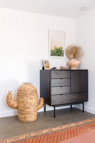 Veneer Retreat bedroom corner