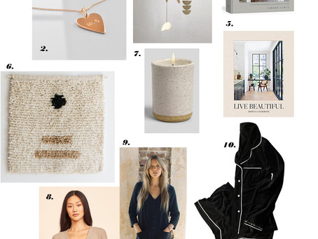 Scandifornian Holiday Gift Guides