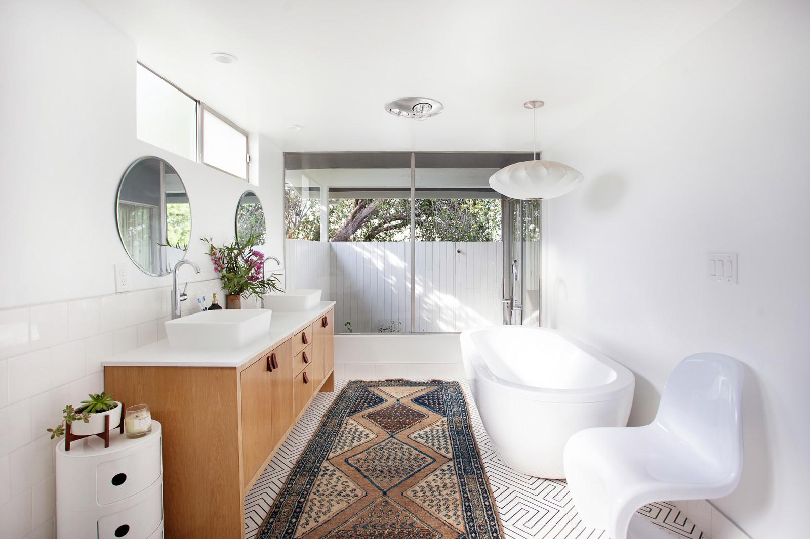 Midcentury Bathroom Remodel