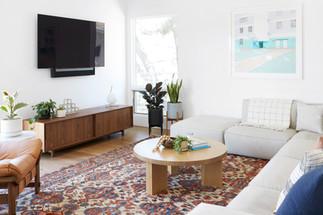 Inside Living Room area