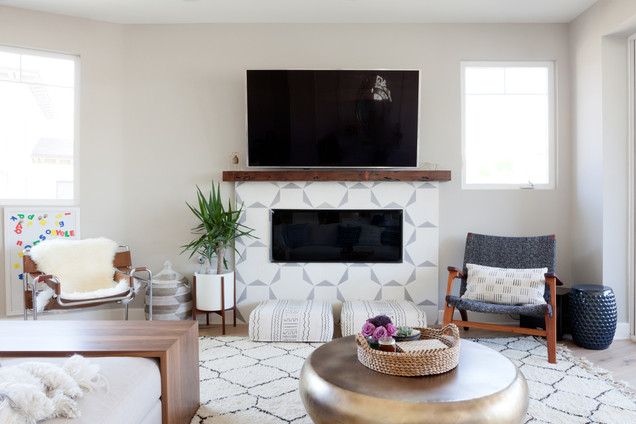 Playa Vista Living Room
