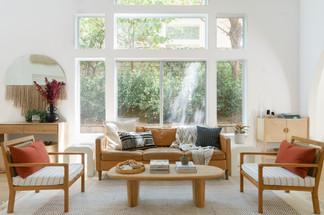 Ladera living room