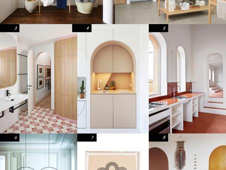 Design Inspo: Arches