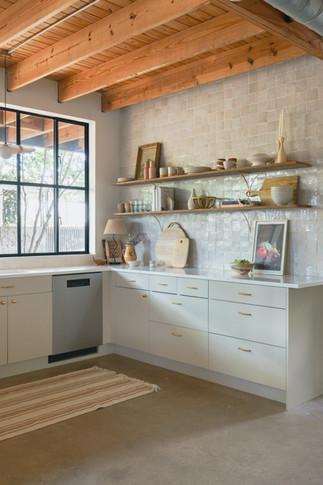 Austin kitchen corner
