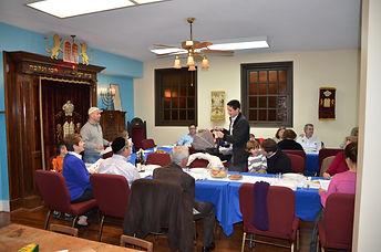 Beth Jacob & B'nai Israel Congregants - Tu B'shevat Seder