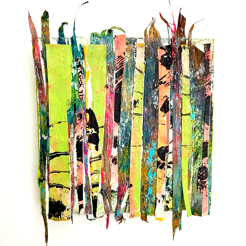 Mixed Media - Ask The Trees