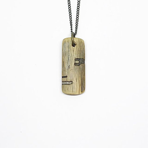 Bark Beetle Pendant
