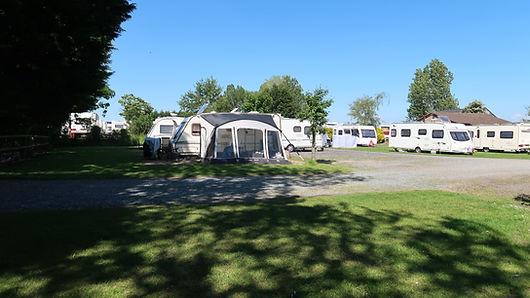 Stanah House Caravan Park Upper Caravan Pitches