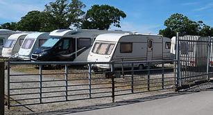 Stanah House Caravan Park Caravan Storage