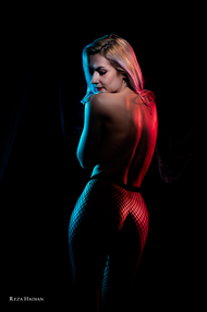 PixRez - Reza Hadian, London fashion & beauty photographer. A photo session with Leavixx. Reza is available for boudoir, art nude, artistic erotic and sensual photography london.