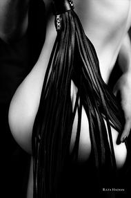 PixRez - Reza Hadian, London fashion & beauty photographer. Artistic BDSM photoshoot in London