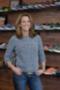 Megan Searfoss, Owner Ridgefield Running Company and Founder of Run Like a Mothr