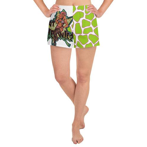 Sgt. Die Wies Women's Athletic Short Shorts