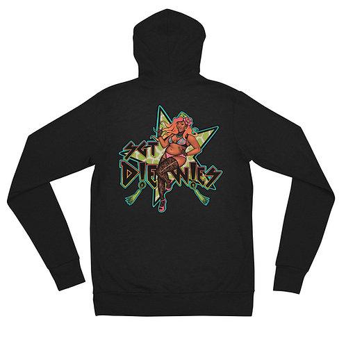 Unisex Sgt.Die Wies Zip Up hoodie copy