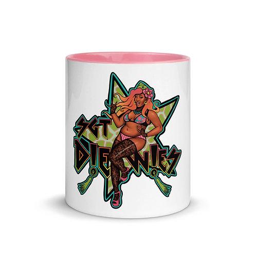 Sgt. Die Wies Mug with Color Inside copy