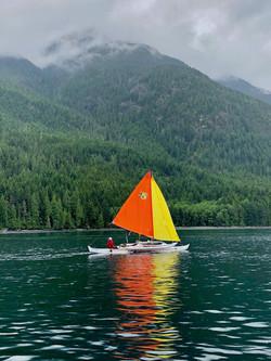 Holopuni in the Race to Alaska