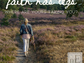 COURAGE FOR STEPS OF FAITH