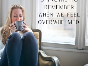 HELP FOR THE OVERWHELMED