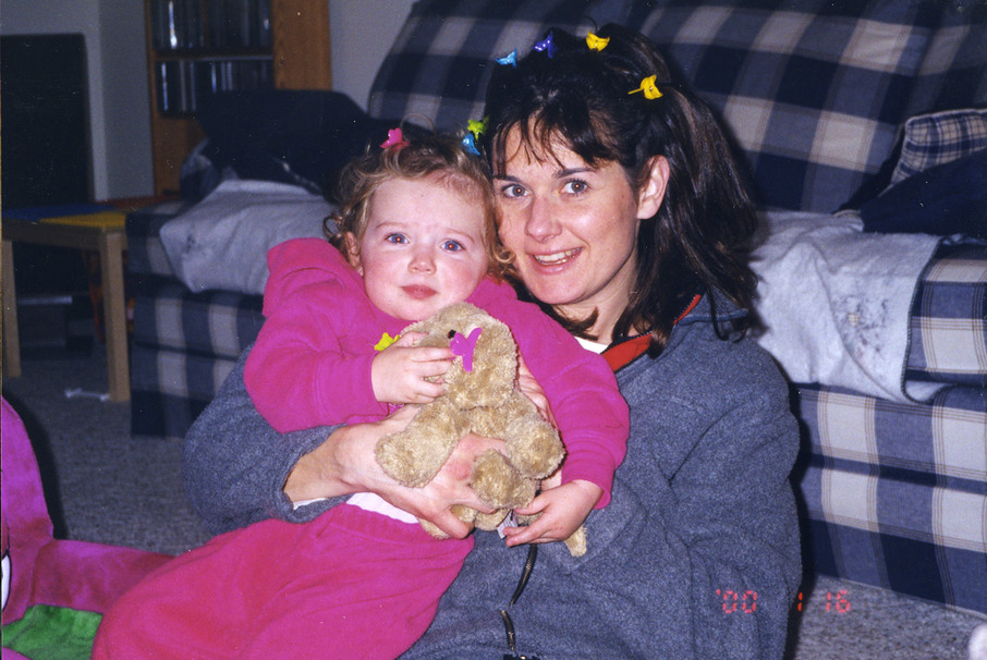 My Mom and I - 2000