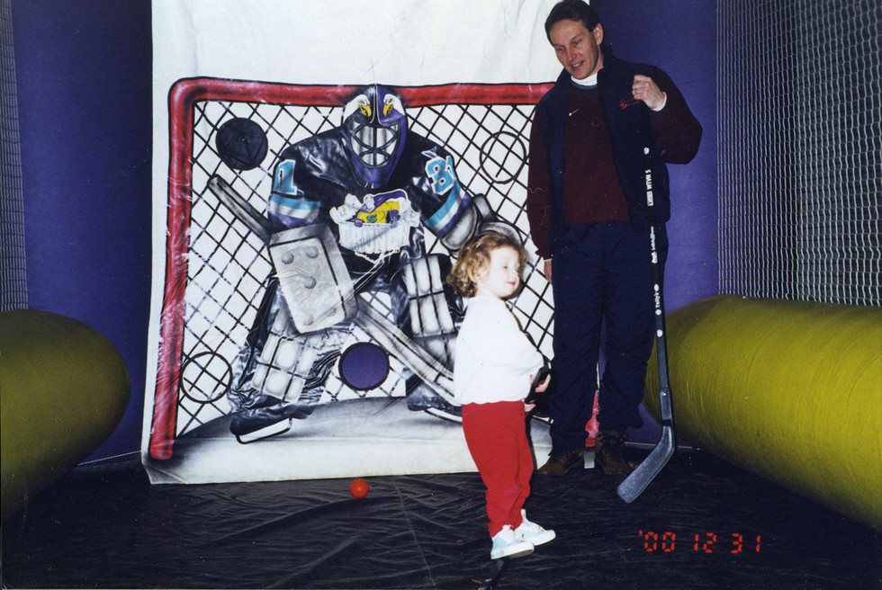 My Dad and I - 2000