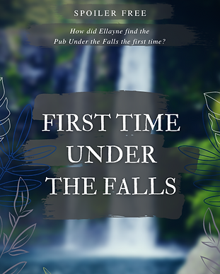 First time under the falls cover.png