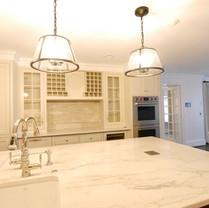 Bianca Quartzite Kitchen