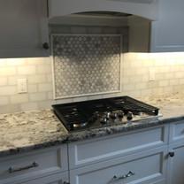 Alaska White Granite Kitchen Countertop