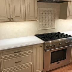 Aurea Quartz Kitchen Countertops
