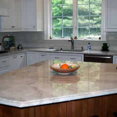 Taj Mahal Countertop and Island