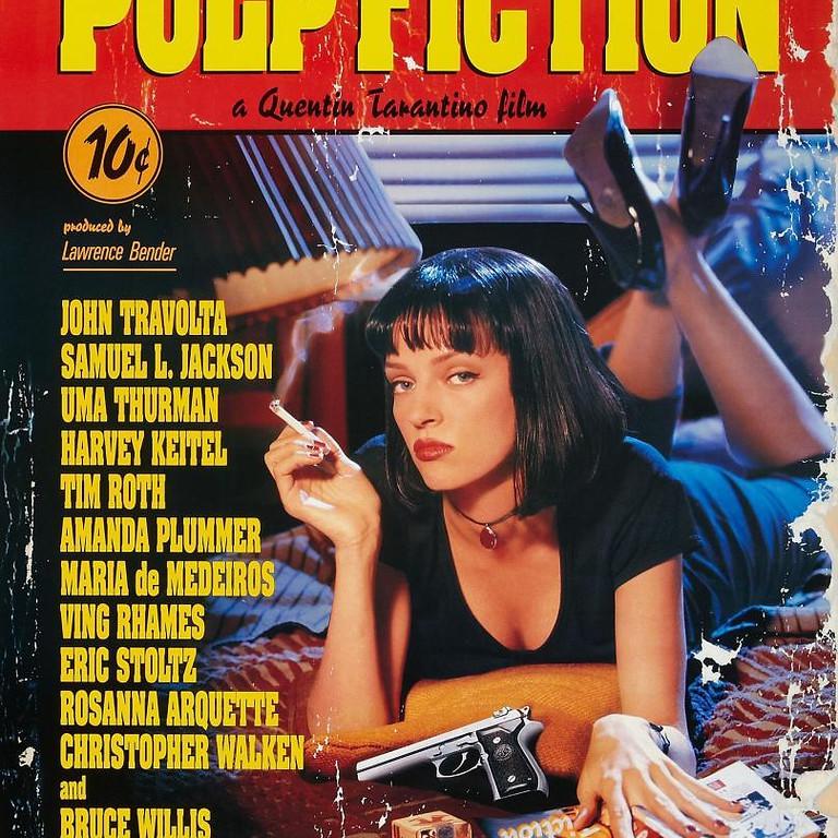 Autocine Pulp Fiction Sábado 5