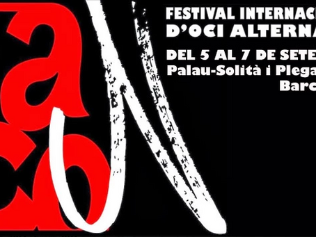 Festival de Cortometrajes Fancon 2014
