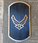12_ tall #goingcustom #makingithappen #Military  #USA #dogtags #dogtag #steel #metal