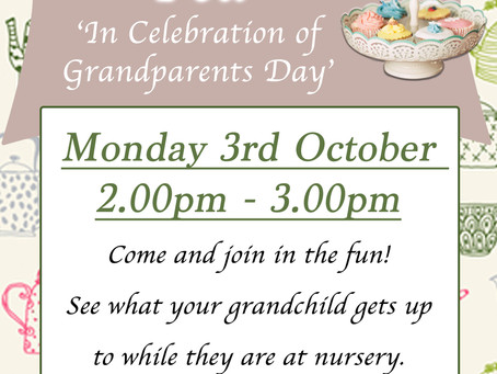 Grandparents Day Celebrations