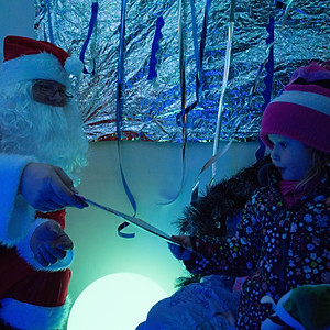 Oakwood Preschool - Santas Grotto