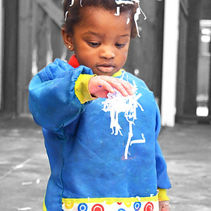 Babies Messy Play Party